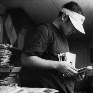 DJ Shadow Hides Promotional Vinyl From New Album In Record Stores