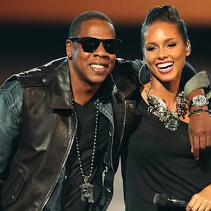 Jay-Z, Beyonce & More Perform At Alicia Keys' AIDS Charity Ball