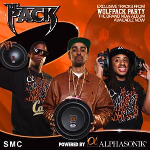 Alphasonik & The Pack Contest