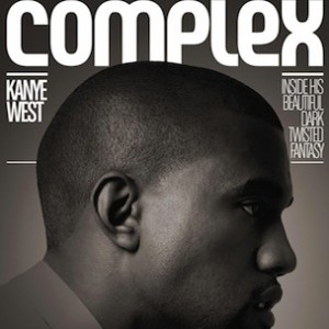 Kanye West's Studio Arrangement Analyzed In Complex Cover Story