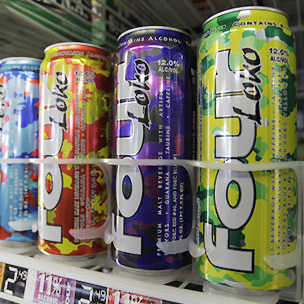 Four Loko to Remove Caffeine from Drink
