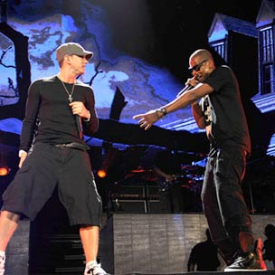 Jay-Z, Eminem And Drake Headline Hip Hop's Top-Grossing Tours