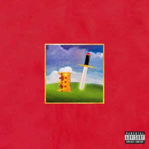 """Kanye West Reveals """"My Beautiful Dark Twisted Fantasy"""" Covers"""
