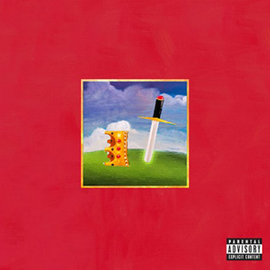 "Kanye West Reveals ""My Beautiful Dark Twisted Fantasy"" Covers"