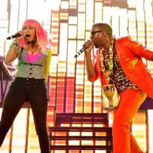 Nicki Minaj f. Kanye West - Blazin