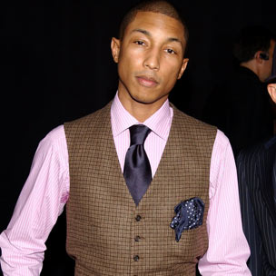 Pharrell Talks Daft Punk Collaboration, Hopes To Work With Eminem