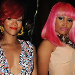 Rihanna f. Nicki Minaj - Raining Men