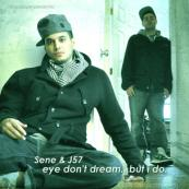 Sene x J57 - 'eye don't dream...but i do' [Mini-Album]