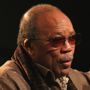 Quincy Jones Dismisses Kanye West Comparison