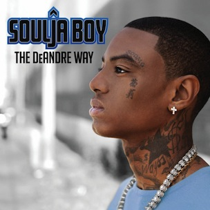 "Cover & Tracklisting Revealed For Soulja Boy's ""The DeAndre Way"""