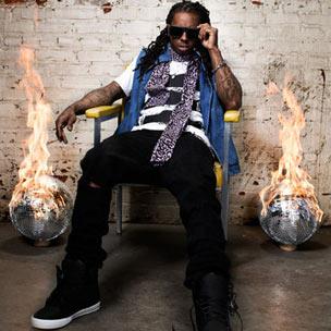 "Lil Wayne Talks Ja Rule Sentence, Prepping ""Carter IV"""