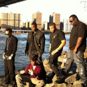 Harlem World Reunites For A Song, Mase Not Included