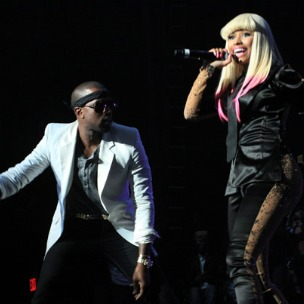 Nicki Minaj Says Kanye West is Her Mentor