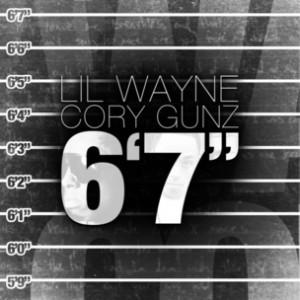 Lil Wayne f. Cory Gunz - 6'7