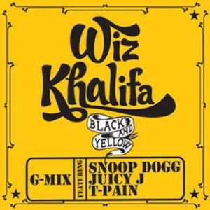 Wiz Khalifa f. Snoop Dogg, Juicy J & T-Pain - Black & Yellow G-Miz
