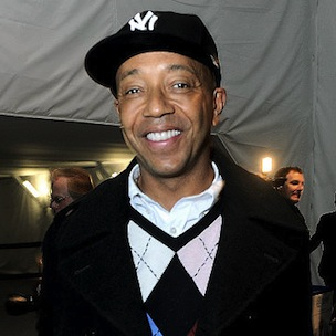 "Russell Simmons ""Hijacks"" Myspace Music As This Week's Guest CEO"