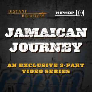 Distant Relatives Jamaican Journey Part Three: Trenchtown Rock