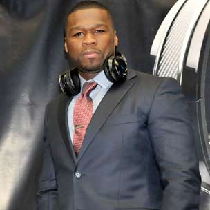 50 Cent Claims Credit For 350% Stock Increase