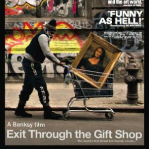 Banksy Film Nominated For An Oscar