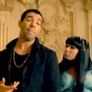 "Nicki Minaj f. Drake - ""Moment 4 Life"""