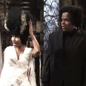 "Nicki Minaj Gives ""Saturday Night Live"" Second Highest Season Rating"