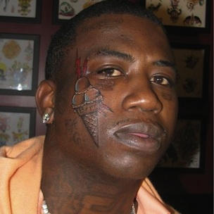 gucci mane s tattoo artist is done with faces hiphopdx