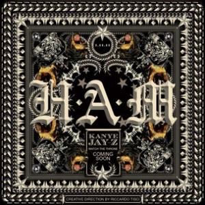 Jay-Z & Kanye West - H.A.M. [Prod. Lex Luger]