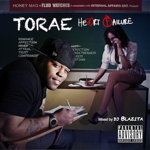 "Torae Readies Conceptual ""Heart Failure"" Featuring Phonte, Khrysis, DJ Spinna"