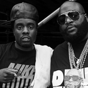 Rick Ross Welcomes Wale To Maybach Music With $44,000 Cartier Watch