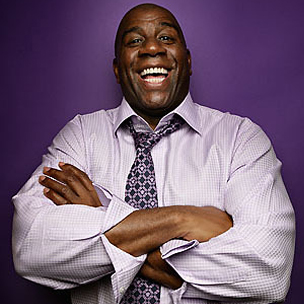 Magic Johnson Invests in Vibe Magazine