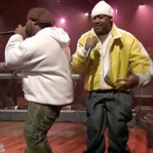 "Raekwon f. Ghostface Killah & The Roots - ""Rock 'N Roll"" [Jimmy Fallon Performace]"