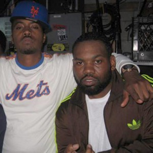 Raekwon f. Nas - Rich And Black