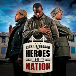 """Zion I & The Grouch Announce Tour To """"Heroes In The Healing Of The Nation"""""""
