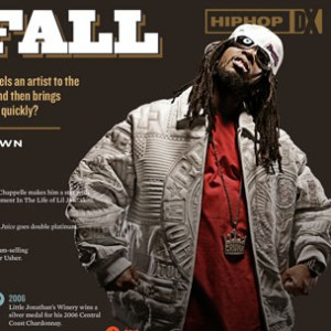 Infographic - The Rise & Fall of Lil Jon