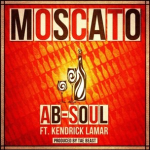 Ab-Soul f. Kendrick Lamar - Moscato [Prod. TaeBeast]