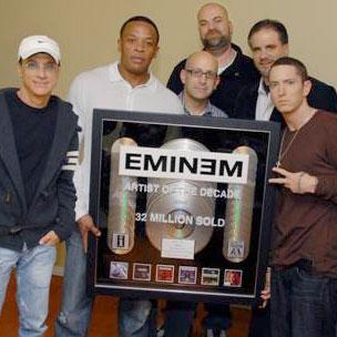 Supreme Court Refuses To Hear Eminem Royalty Case