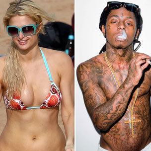 Lil Wayne And Paris Hilton Talk Music, Paparazzi And Prison