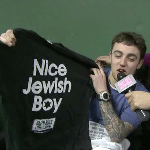Mac Miller Talks Jewish Heritage