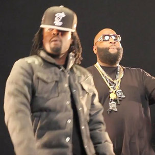 "Rick Ross And Maybach Music's ""Self Made"" Set For May 24 Release"