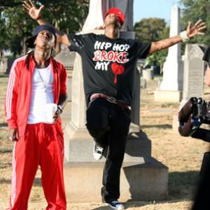 Game f. Lil Wayne - Red Nation [Prod. Cool & Dre]