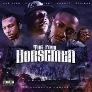 Ras Kass, Kurupt, Canibus & Killah Priest As HRSMN Coming This Summer
