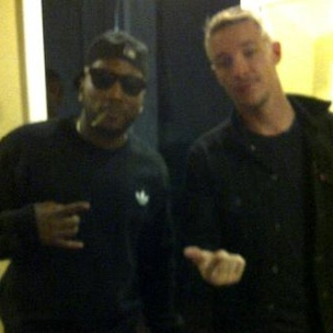"Young Jeezy In The Studio With Diplo, Making ""Rap-Metal Post Rock"""