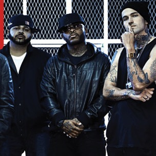 Slaughterhouse & Yelawolf Represent Shady At SXSW
