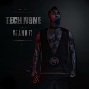 "Cover Art Revealed To Tech N9ne's ""All 6's And 7's"""
