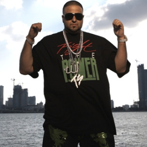DJ Khaled Enlists Nas, Kanye West For New Album