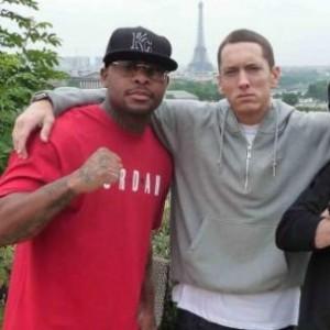 Eminem f. Royce Da 5'9 - Fast Lane [Prod. Supa Dups & Eminem]