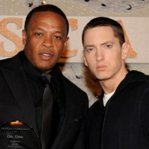 Dr. Dre Joins Eminem In Chrysler 300 Ad Campaign
