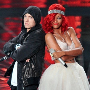 Eminem and Rihanna Lead Billboard Awards