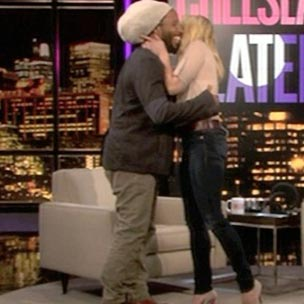 Ziggy Marley - Chelsea Lately Interview