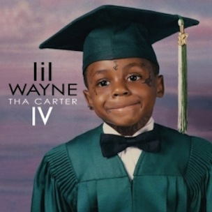"Lil Wayne's ""Tha Carter IV"" Cover Art Revealed"